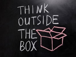 יעוץ אסטרטגי - לחשוב מחוץ לקופסא